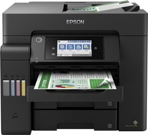 Многофункциональный принтер Epson EcoTank L6550, струйный