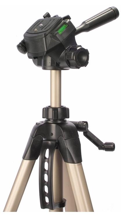 Fotoaparaadi ja viedokaamera statiiv Bilora Top New 265