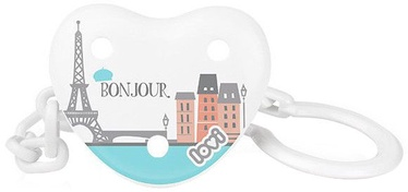 Lovi Soother Holder Retro Baby 10/881