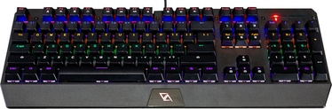 California Access Lizard CA-1415 Mechanical Gaming Keyboard Black