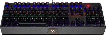 California Access Lizard CA-1415 Mechanical Gaming Keyboard Black