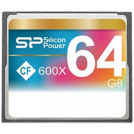 Silicon Power 600X Compact Flash 64GB