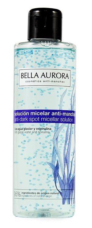 Makiažo valiklis Bella Aurora Anti-Dark Spot Micellar Solution, 200 ml