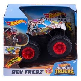 Žaislinis Hot Wheels džipas (didelis) fyj71