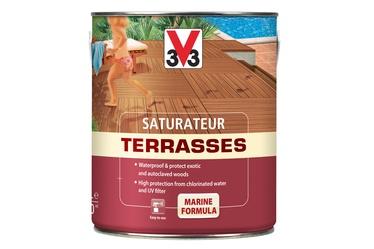 Terrassiõli V33 2.5L värvitu matt