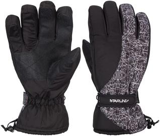 Перчатки Starling, черный, S