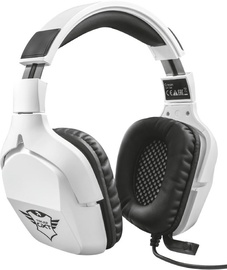 Ausinės Trust GXT 354 Creon 7.1 Bass Vibration Gaming Headset White