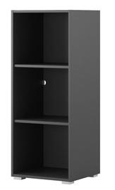 Szynaka Meble Riva 06 Bookshelf Black