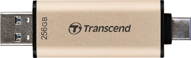 USB-накопитель Transcend JetFlash 930C, золотой, 256 GB