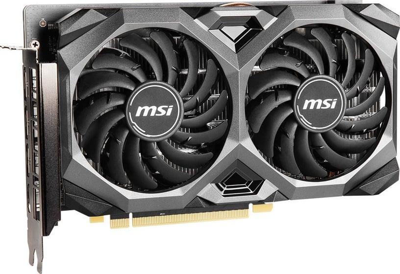 MSI Radeon RX 5500 XT Mech OC 4GB GDDR6 PCI RX5500XTMECH4GOC