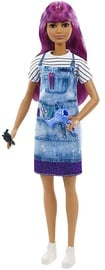 Кукла Barbie Salon Stylist GTW36