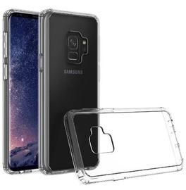 Devia Shockproof Back Case For Samsung Galaxy S9 Transparent