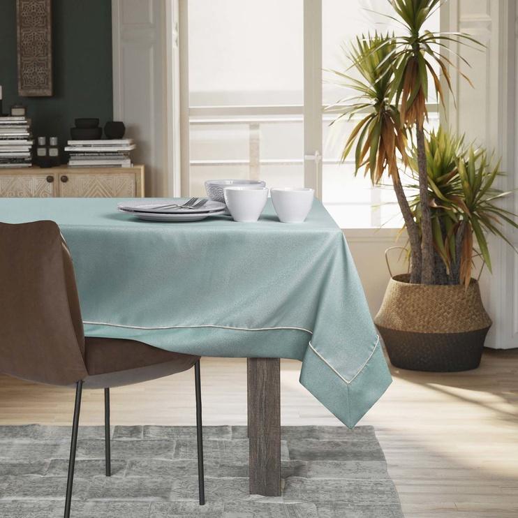 AmeliaHome Empire Tablecloth PPG Mint 110x110cm