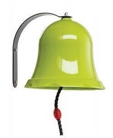 4IQ Bell For Childrens Playgrounds Green