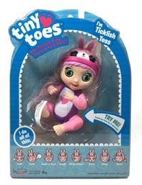 Playmates Toys Tiny Toes Ticklish Tess Bunny 56082