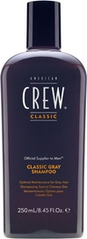 Šampūnas American Crew Gray Shampoo 250ml