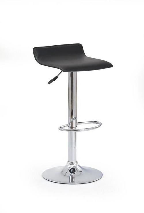 Baro kėdė Halmar H1 Black, 1 vnt.