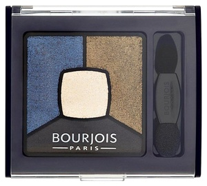 BOURJOIS Paris Smoky Stories Quad 3.2g 10