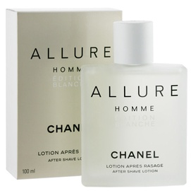 Chanel Allure Edition Blanche 100ml Aftershave