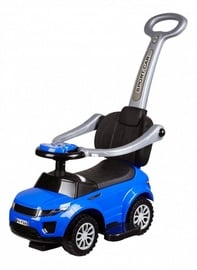 Funikids Sport Car Ride On With Holder And Sound Light Blue