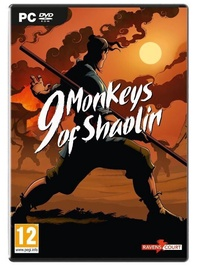 9 Monkeys of Shaolin PC