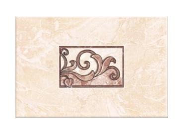 Keraminės dekoruotos sienų plytelės Afina 3, 30 x 20 cm