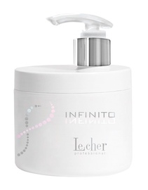 Kaukė plaukams Lecher Infinito Professional For Curly Hair, 500 ml