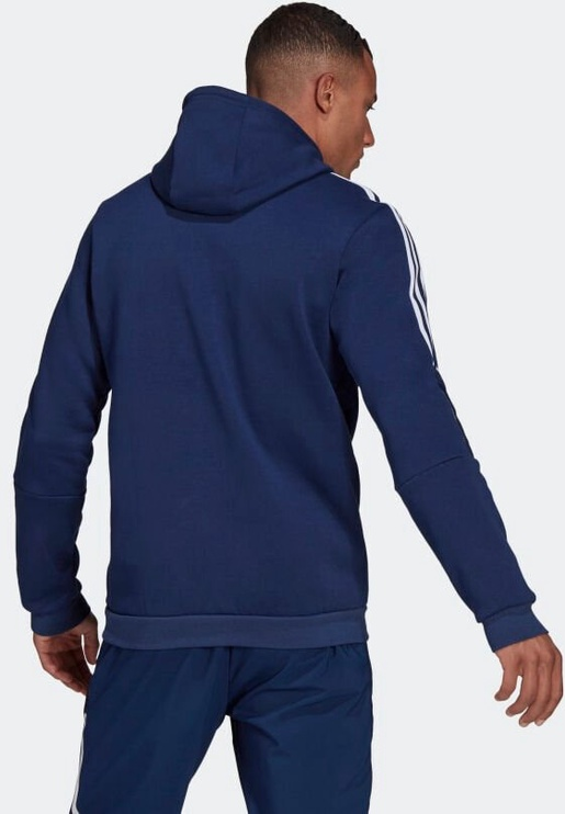 Джемпер Adidas Tiro 21 Sweat Hoodie GH4464 Navy Blue 2XL