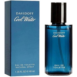 Tualetes ūdens Davidoff Cool Water 40ml EDT