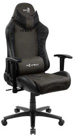 Aerocool Gaming Chair KNIGHT Iron Black