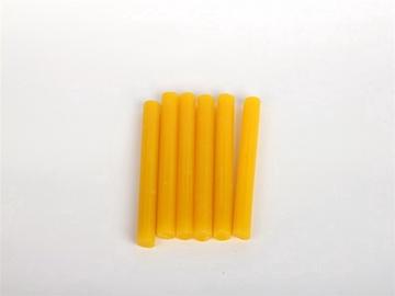 Vagner Glue Sticks 11.2x100mm Yellow 6pcs