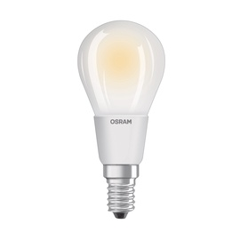 LED lempa Osram P45, 6W, E14, 2700K, 806lm, DIM