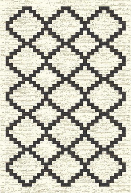 Ковер Oriental Weavers Norway 3071_EM1 W, слоновой кости/многоцветный/песочный, 190x133 см