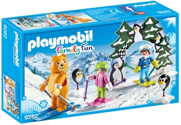 Playmobil Family Fun Ski Lesson 9282