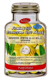 Purederm Firming Lift Coenzyme Q-10 Mask 1pcs