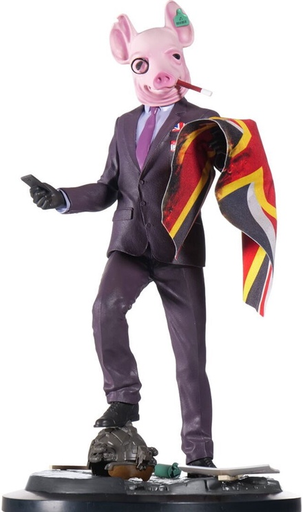"""Watch Dogs: Legion The """"Resistant of London"""" Figurine 26cm"""
