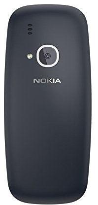 Мобильный телефон Nokia 3310 2017 TA-1030, синий/16MB