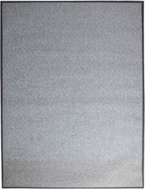 Ковер Home4you Weatherproof Grey, серый, 200x140 см