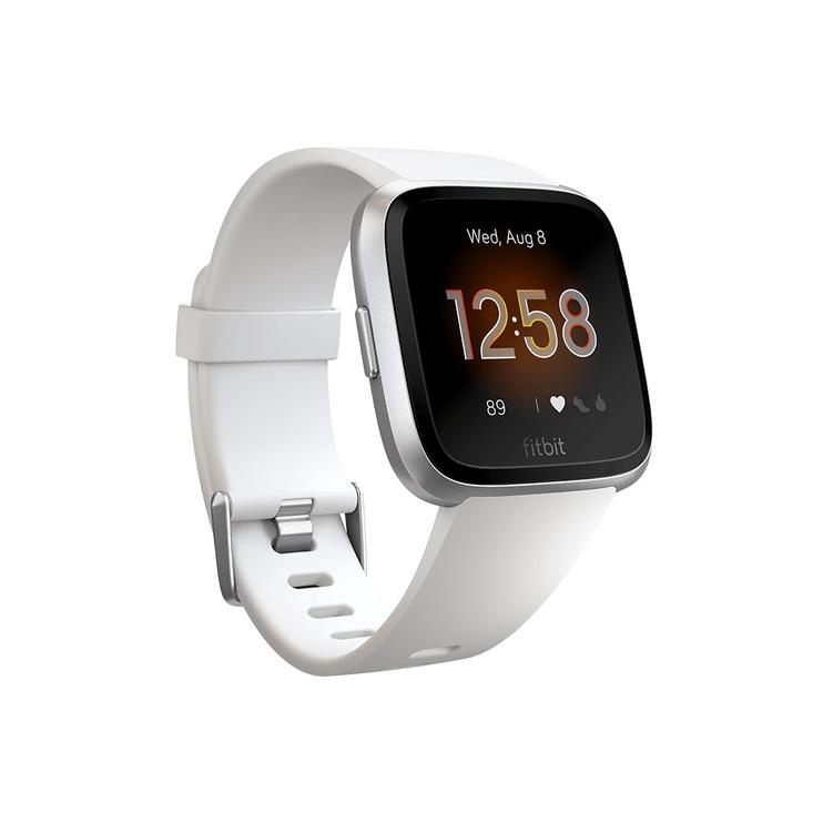 Fitbit Versa Lite Edition White Silver