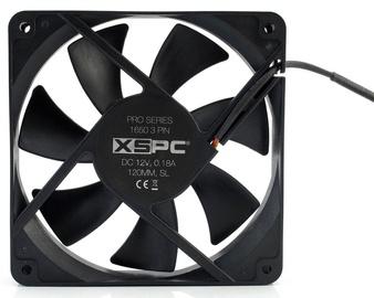 XSPC Fan Pro Series 120mm 1650rpm 3 Pack