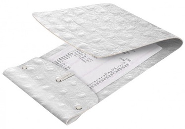 Dag Style Light Sughero Bill Holder White