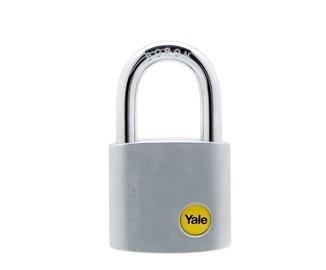 Assa Abloy Yale Hanged Lock 120/40/125/1 40mm Grey