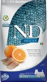 Farmina N&D Ocean Herring & Orange Medium/Max 2.5kg