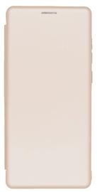 Evelatus Book Case For Xiaomi Redmi Note 9 Gold