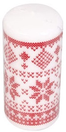 Verners Pillar Candle 7x15cm White