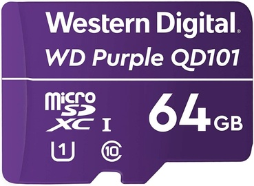 Western Digital Purple QD101 Ultra Endurance microSD 64GB