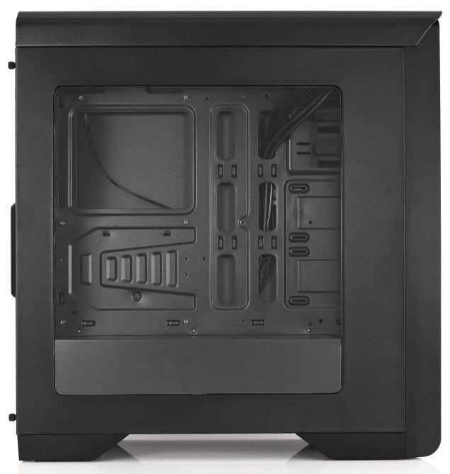 SilentiumPC Gladius M35 Window Pure Black