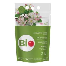 Organiskais mēslojums dārzam, 2 l (Baltic Agro)
