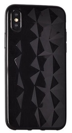 Mocco Trendy Diamonds Back Case For Huawei Mate 10 Lite Black