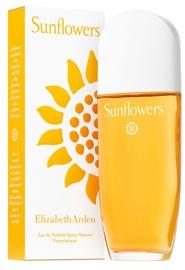 Tualettvesi Elizabeth Arden Sunflowers 50ml EDT